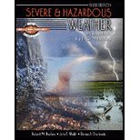 Severe and Hazardous Weather : An Introduction to High Impact Meteorology 3rd 2009 (Revised) edition cover