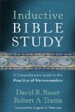 Inductive Bible Study A Comprehensive Guide to the Practice of Hermeneutics N/A edition cover