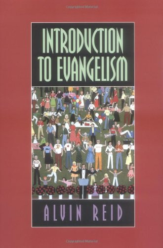 Introduction to Evangelism  N/A edition cover