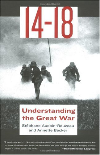 14 - 18 Understanding the Great War  2003 edition cover