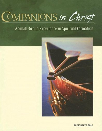 Small-Group Experience in Spiritual Formation   2006 edition cover