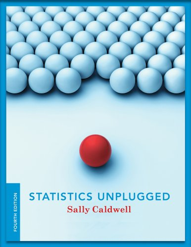Statistics Unplugged  4th 2013 edition cover