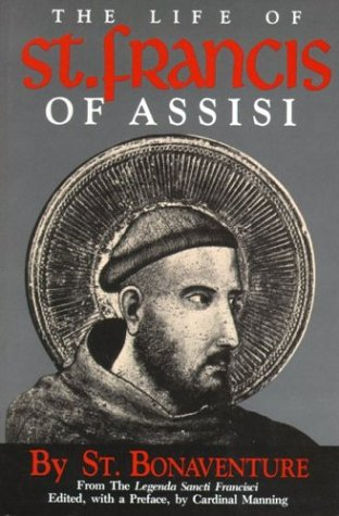 Life of St. Francis of Assisi  Reprint  edition cover