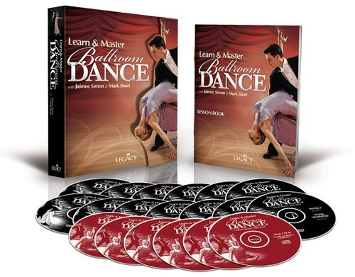 Learn and Master Ballroom Dancing  N/A 9780977400430 Front Cover