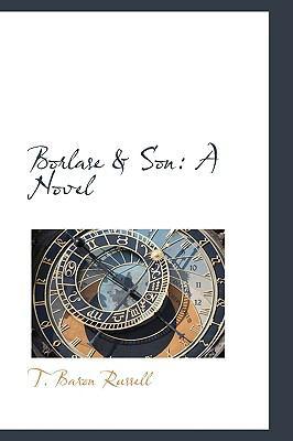Borlase and Son : A Novel  2009 edition cover