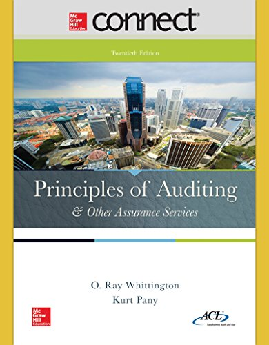 PRIN.OF AUDITING+OTHER...-ACCESS        N/A edition cover