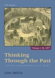 Thinking Through the Past: A Critical Thinking Approach to U.s. History  2014 edition cover