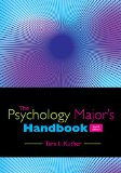 The Psychology Major's Handbook:   2015 edition cover