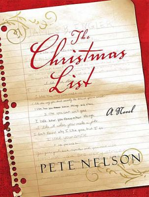 Christmas List   2004 9781401601430 Front Cover