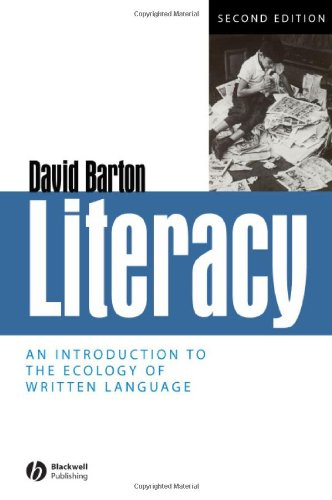 Literacy An Introduction to the Ecology of Written Language 2nd 2006 (Revised) edition cover