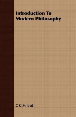 Introduction to Modern Philosophy  N/A 9781406718430 Front Cover