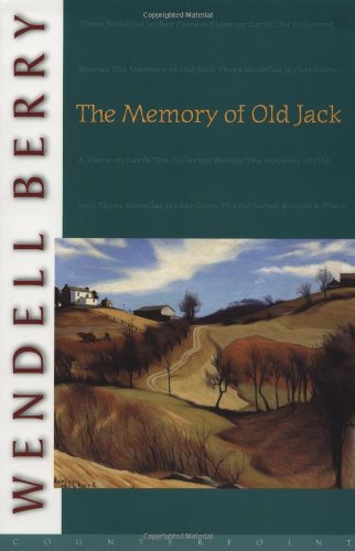 Memory of Old Jack   1999 edition cover