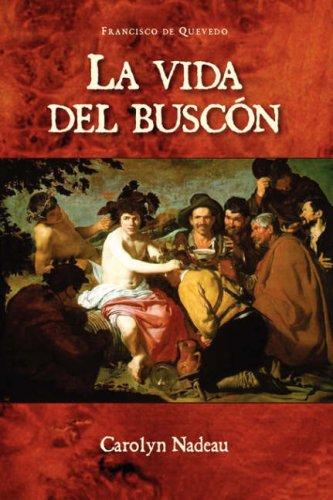 Vida Del Buscon  2007 edition cover