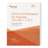 ICD-9-CM Professional for Hospitals 2015:   2014 edition cover