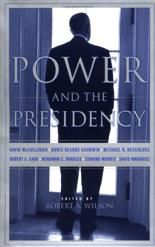 Power and the Presidency  N/A edition cover