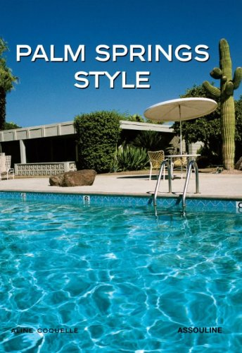 Palm Springs Style  N/A 9782843237430 Front Cover