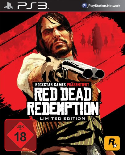 Red Dead Redemption - Limited Edition (Uncut) PlayStation 3 artwork