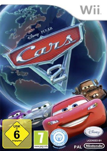 Cars 2 - Das Videospiel Nintendo Wii artwork