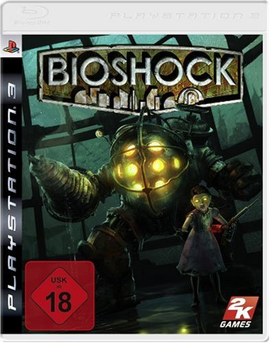 Bioshock [Software Pyramide] PlayStation 3 artwork