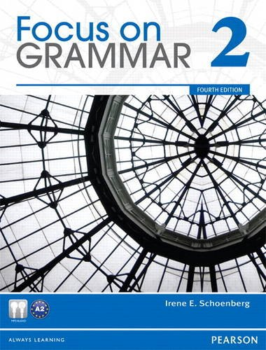 Focus on Grammar 2  4th 2012 9780132114431 Front Cover