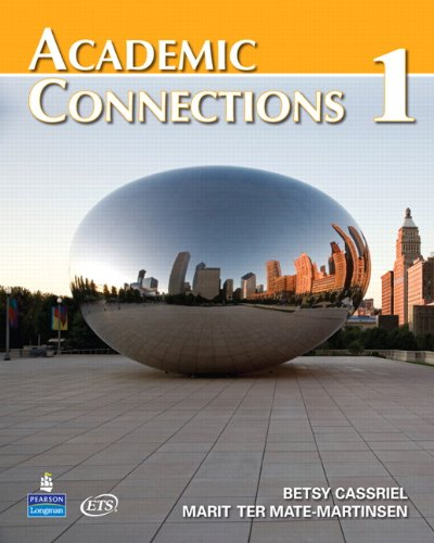 Academic Connections   2009 edition cover