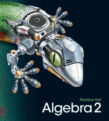 High School Math 2011 Algebra 2   2011 9780133500431 Front Cover