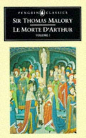 Morte d'Arthur   2004 edition cover