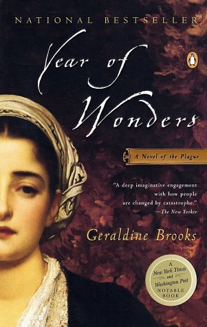 Year of Wonders A Novel of the Plague  2001 (Reprint) edition cover