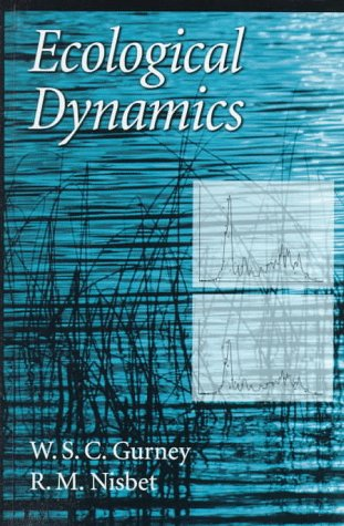 Ecological Dynamics   1998 edition cover
