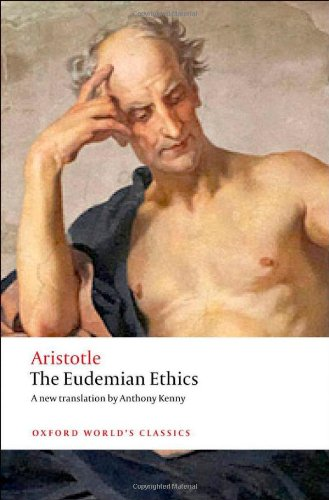 Eudemian Ethics   2011 edition cover