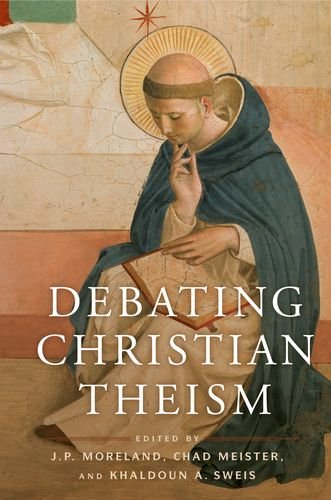 Debating Christian Theism   2013 edition cover