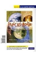 Fran�ais-Monde Connectez-vous � la francophonie, Books a la Carte Edition  2011 9780205825431 Front Cover