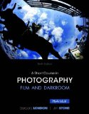 Short Course in Photography Film and Darkroom 9th 2015 edition cover