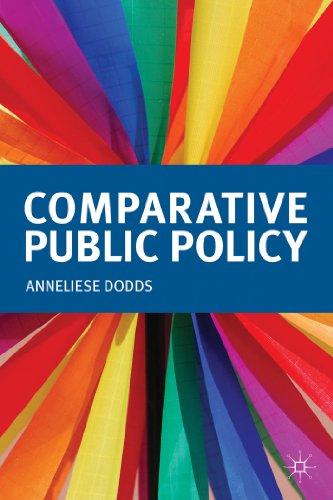 Comparative Public Policy   2013 edition cover