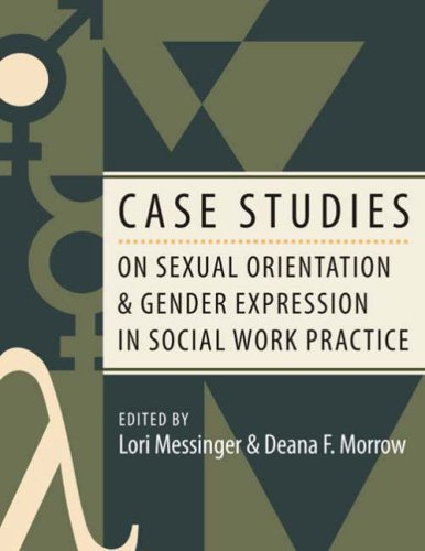 Case Studies on Sexual Orientation and Gender Expression in Social Work Practice   2006 9780231127431 Front Cover