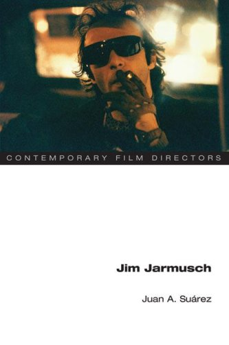 Jim Jarmusch   2007 9780252074431 Front Cover