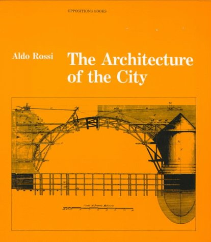 Architecture of the City   1999 edition cover
