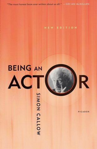 Being an Actor   2003 9780312422431 Front Cover