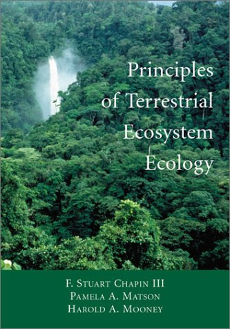 Principles of Terrestrial Ecosystem Ecology   2004 edition cover
