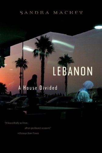 Lebanon A House Divided  2006 edition cover