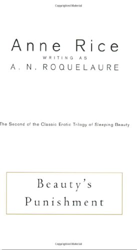 Beauty's Punishment   1984 edition cover
