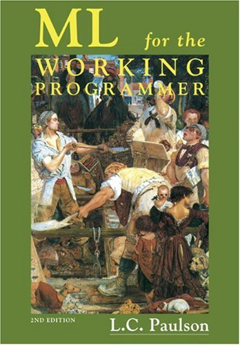 ML for the Working Programmer  2nd 1996 (Revised) edition cover