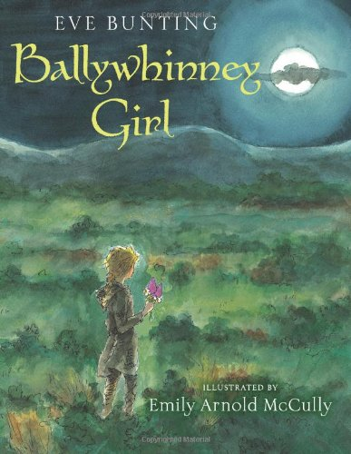 Ballywhinney Girl   2012 9780547558431 Front Cover