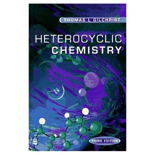 Heterocyclic Chemistry  3rd 1997 edition cover