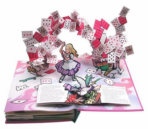 Alice's Adventures in Wonderland   2003 edition cover