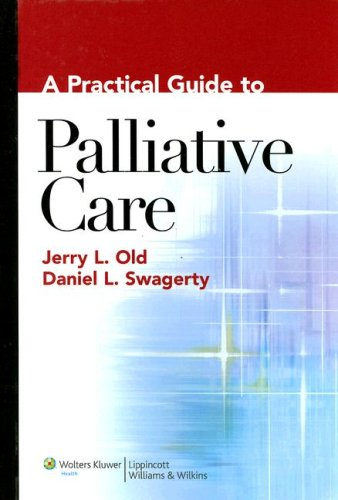 Practical Guide to Palliative Care   2007 edition cover