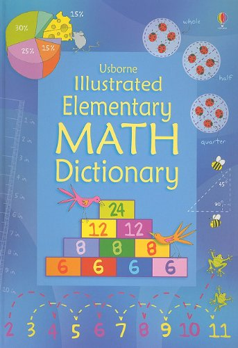 Illustrated Elementary Math Dictionary  N/A edition cover
