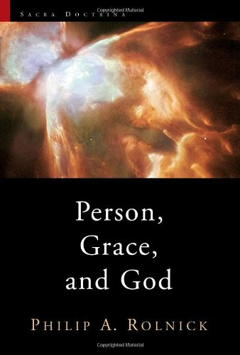 Person, Grace, and God   2007 edition cover