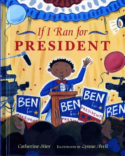 If I Ran for President   2007 edition cover