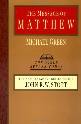 Message of Matthew The Kingdom of Heaven  2000 edition cover